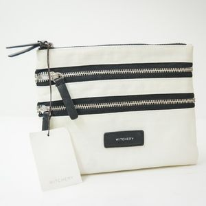 BRAND NEW - Witchery Black and White Wallet